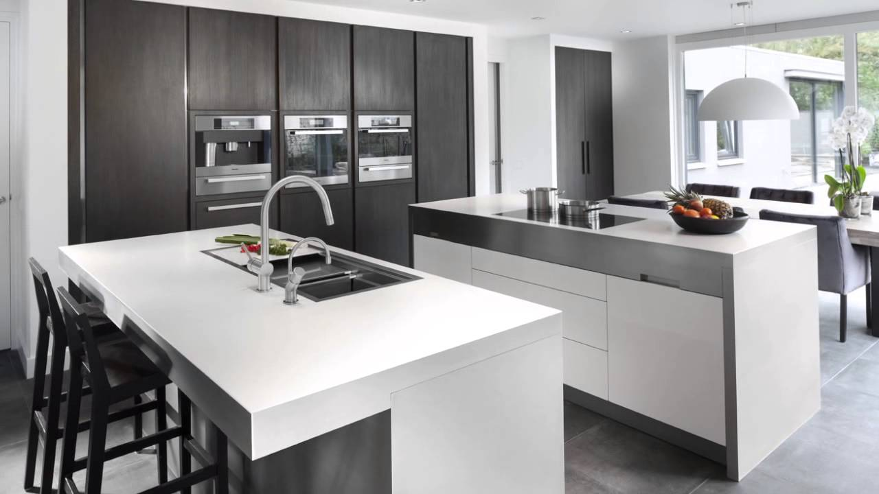 Culimaat High End Kitchens YouTube -  high end kitchen
