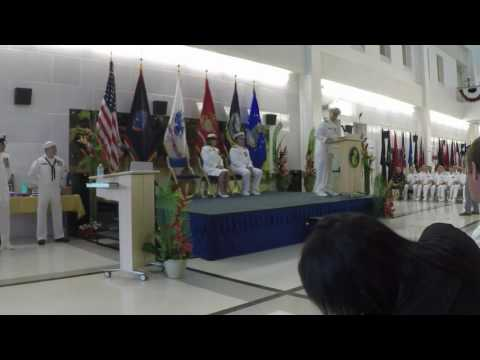 US Naval Hospital Guam 2016 Change of Command