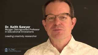 Keith Sawyer, M.A, Ph.D.  Youtube