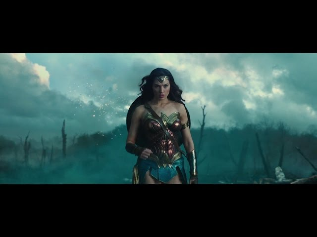 Wonder Woman - Official Trailer #2