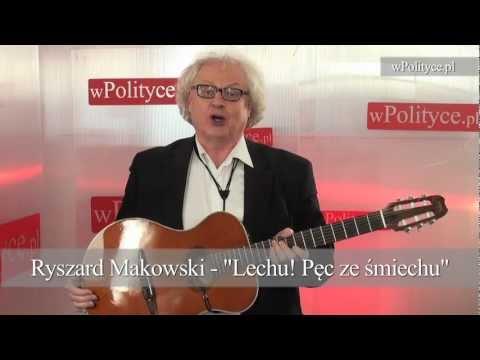 """Studio wPolityce.pl - Ryszard Makowski: """"Ach ten Lechu! Można pęc ze śmiechu!"""""""