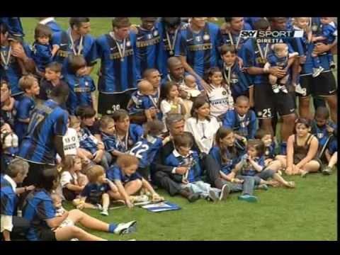 Stagione 2008/2009 - Inter vs. Atalanta (4:3)