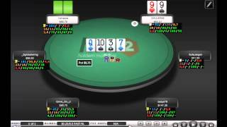 Раздача дня Школы Покера PokerStarter: Сайзинг(, 2013-04-11T15:20:34.000Z)