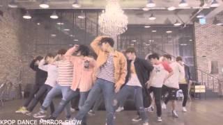 SEVENTEEN - Pretty U || Dance Mirror Slow Version
