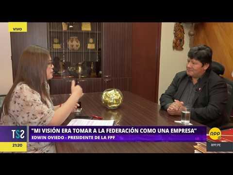 Todo Se Sabe│Entrevista exclusiva a Edwin Oviedo