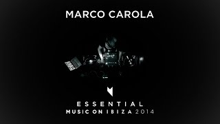 Marco Carola: Essential Music On Ibiza 2014 - The Mix