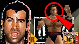 N64 PRO WRESTLING GAMES !!! - WCW vs nWo World Tour League Challenge WCW World Title - Scott Hall #1