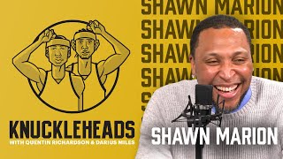 Shawn Marion Aka The Matrix Joins Q And D | Knuckleheads S3: E11 | The Players' Tribune