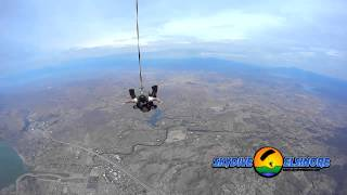 Ofelia Celaya  Tandem Skydiving At Skydive Elsinore