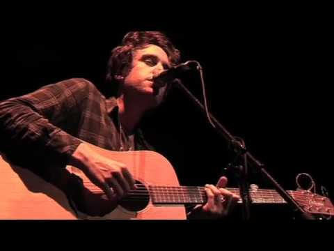 Matt Walters - I Would Die For You live at the Enmore theatre 31/10/2010