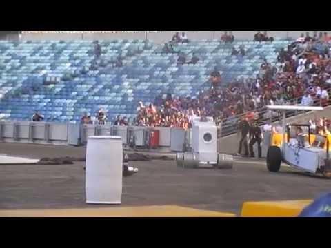 Top Gear Festival Durban 2014: Home made electric cars