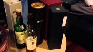The ArchieLuxury Scotch Whisky Bucket List - Johnnie Walker Blue, Glenlivet 18 and 21