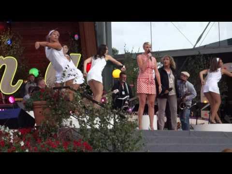 Lill-Babs - Leva livet - Allsång på Skansen 2016