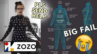 TESTING THE ZOZO BODY MEASUREMENT SUIT! Revolutionary??