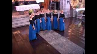 AVE MARIS STELLA, Edvard Grieg - LATVIAN VOICES