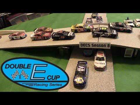 NASCAR DECS Season 8 Race 3 - Figure 8 Circuit |