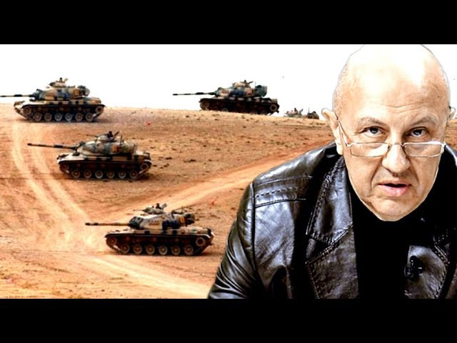 Из за чего может начаться война. Андрей Фурсов.