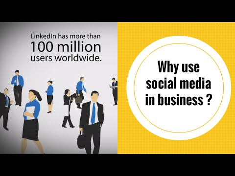 Why use Social Media in business?