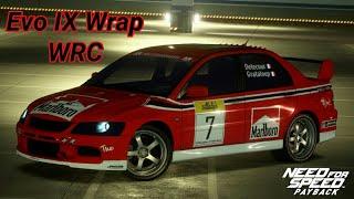 Need For Speed Payback PlayStation 4 Car:Mitsubishi Lancer Evoluti...