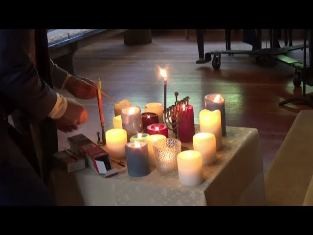 Pauls Message Hope + Candles, Mia Aug 11 19