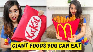 Giant Food That's TOO BIG TO EAT !!