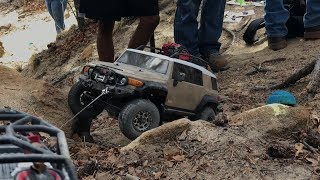 RC Scale adventure 2018 Crawling Trail run