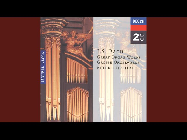 Peter Hurford, Organist Noted for His Complete Bach, Dies at