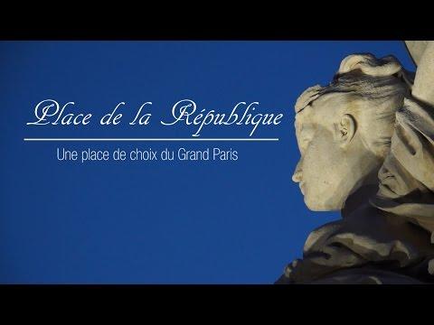 Place de la République, une place de choix du Grand Paris