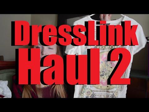 STOR DressLink Haul - Del 2 (Kläder)
