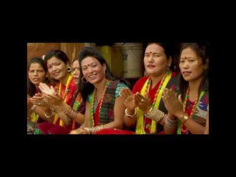 Bichaima Pairo Super Hit Salaijo Song | Khuman Adhikari & Kalika Roka
