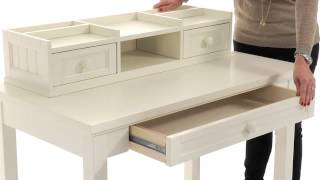 Maximize Style And Space With These Compact Student Desks | Pbteen