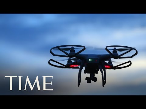 Drone Fails Around The World   TIME