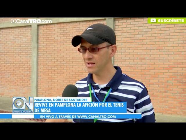 Revive en Pamplona la afición por el tenis de mesa