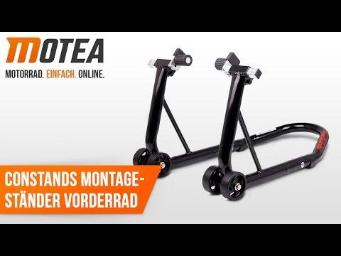RWBV RicambiWeiss Montagest/änder Motorrad hinten Motorradst/änder Hinterradst/änder