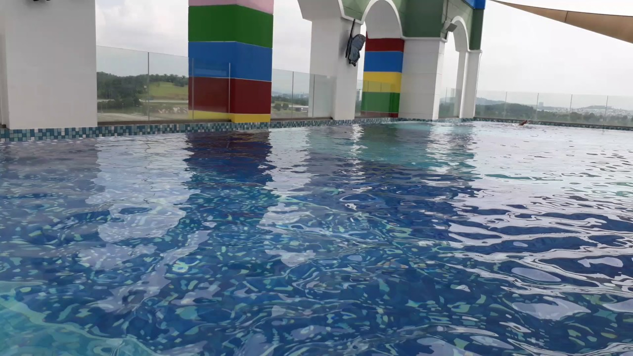 Legoland Hotel Malaysia Swimming Pool Raz Youtube