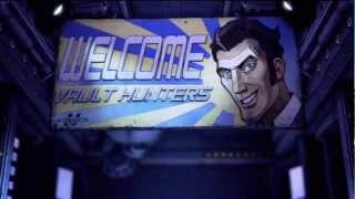 borderlands 2 all character cutscene s intro s added moxxi and ending spoilers