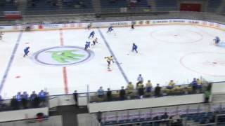 2015 IIHF WM IA. Italy - Ukraine - 2:1 OT (goals)(Video of the goals from the game between National Ice Hockey Teams of Ukraine and Italy. April 20, 2015 2015 IIHF Ice Hockey World Championships, Division ..., 2015-04-20T18:11:42.000Z)