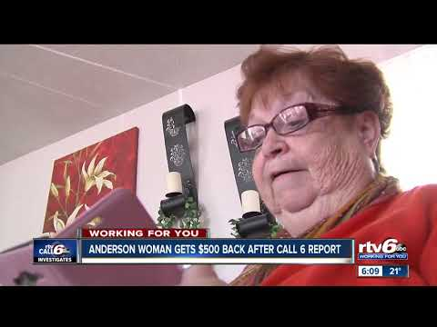 Anderson woman gets $500 back after Call 6 Investigation into rental scam