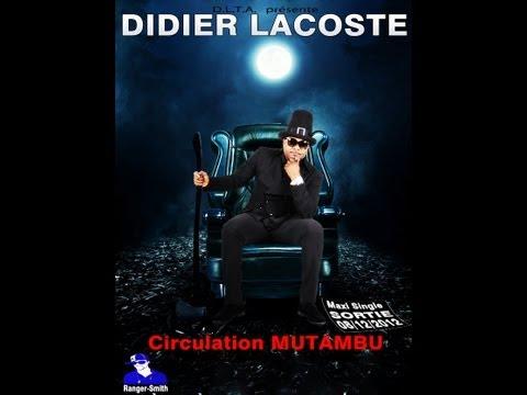 Didier Lacoste en finalisation de...