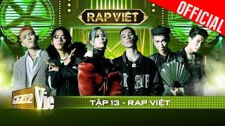 Rap Việt Tập 13 Full HD