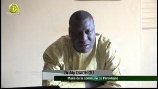 Commune de Porokhane: Le Maire Dr Aly DIADHIOU  dresse le bilan satisfaisant de sa gestion.