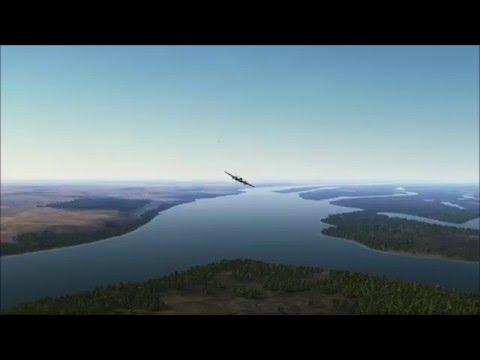 BF110E2 Raid on Russian Ports & Bridge