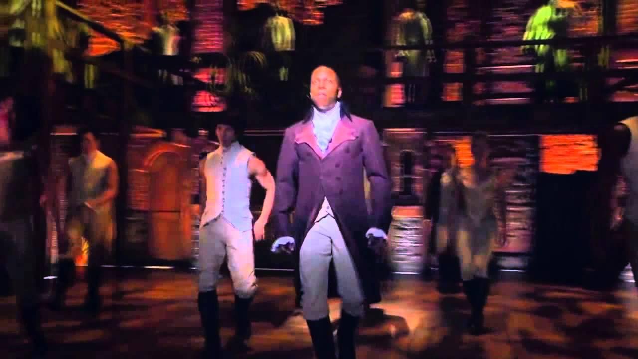 Alexander Hamilton Musical Chicago