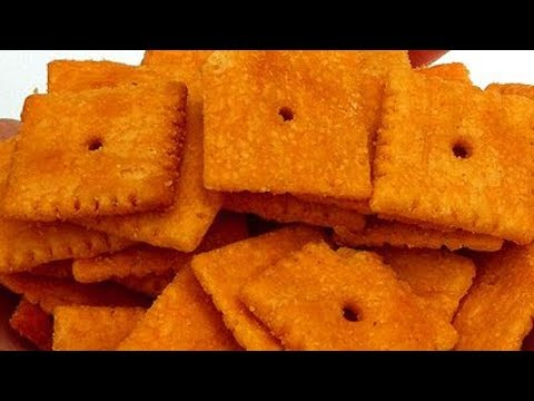 The Tastiest Snack Crackers Ranked From Worst To First