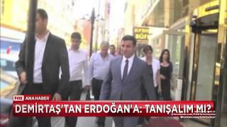 Erdoğan ve Demirtaş'ın Ağrı atışması...