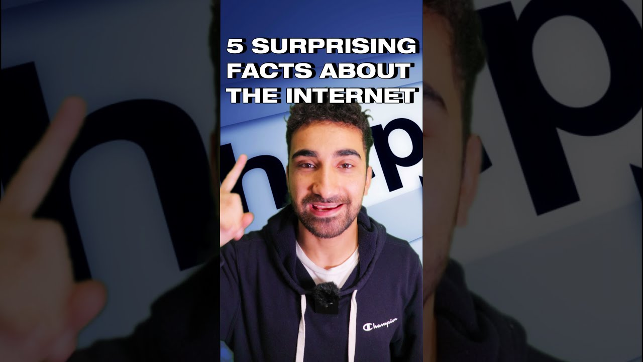5 Surprising Facts About The Internet