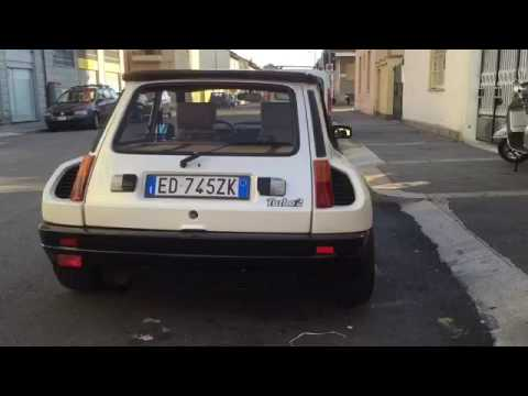 renault 5 maxi turbo 2 youtube. Black Bedroom Furniture Sets. Home Design Ideas