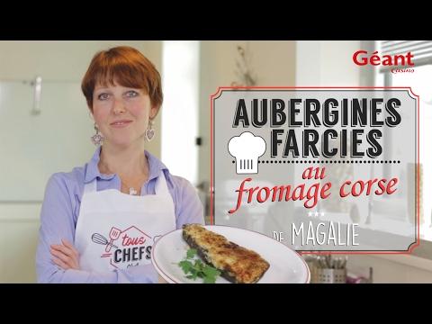 la-recette-des-aubergines-farcies-au-fromage-corse---tous-chefs-chez-géant-casino