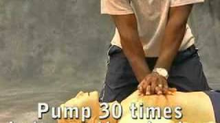 CPR Demonstration For Adults