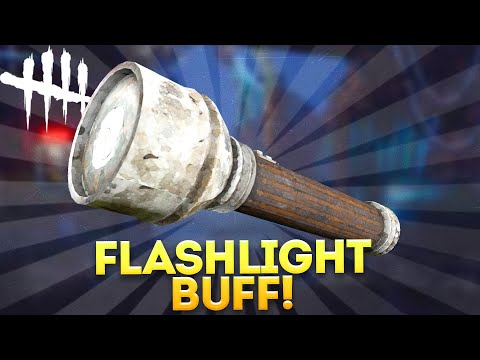 The NEW Flashlight buff is GREAT (Dead by Daylight Funny Moments Ep. 216) |